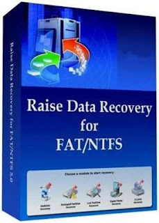 Raise Data Recovery for FAT/NTFS