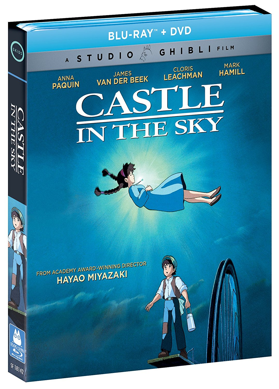 Castle in the Sky (Original Soundtrack) by Joe Hisaishi ...