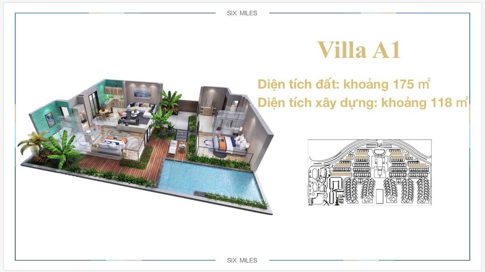 Mẫu Villa A1