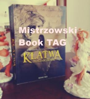 Mistrzowski Book TAG
