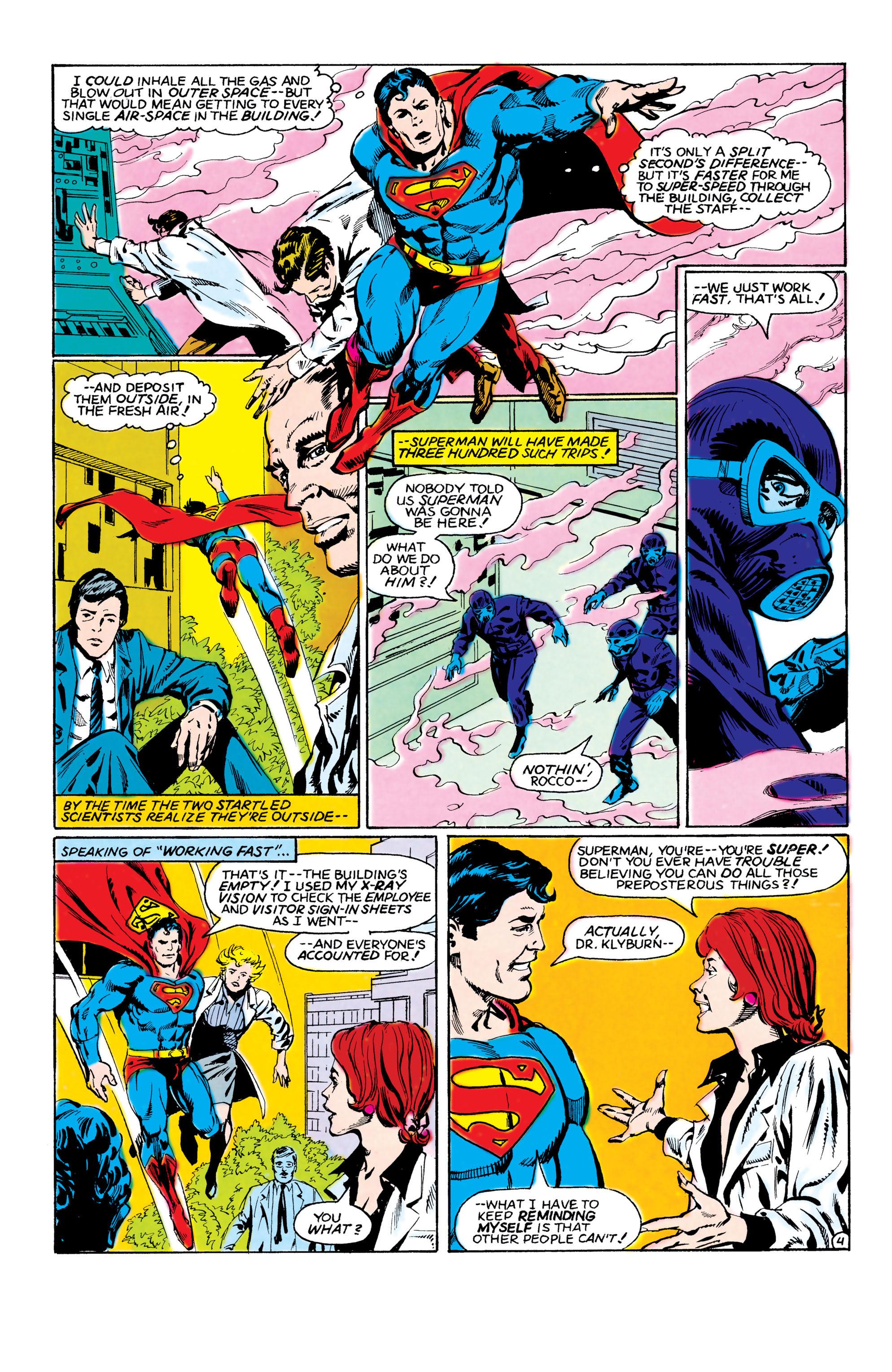 Read online World's Finest Comics comic -  Issue #308 - 5