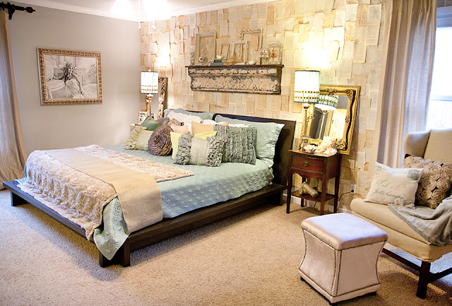 Here Are Some Popular For Small Bedroom Makeover Ideas. Hopefully These  Suggestions Will Give You A Little Inspiration When It Comes To Decorating  Your ...