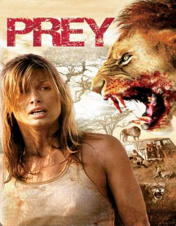 Poster Of Prey 2007 Dual Audio 300MB BRRip 480p Free Download Watch Online downloadhub.net