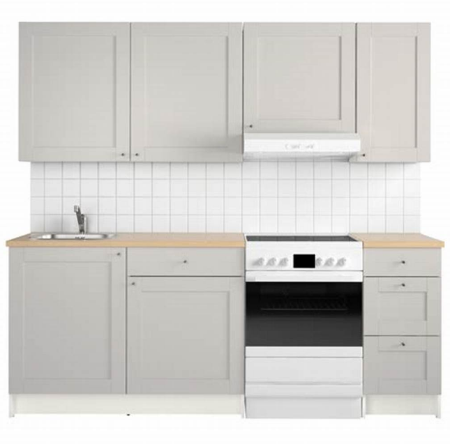 Kitchen Set Jadi: 23 Model Kitchen Set Minimalis Yang Pas Untuk Dapur Kecil