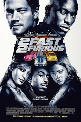 Poster 2 Fast 2 Furious 2003 Dual Audio HD 720p