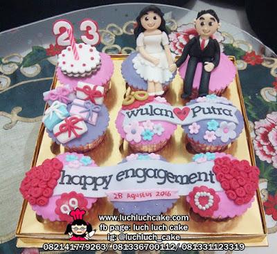 Cupcake Engagement Surabaya - Sidoarjo