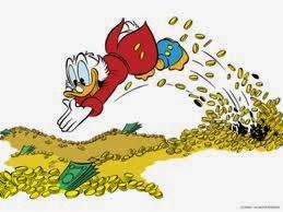 I soldi chiamano soldi: l'Italia stringe la cinghia ma in borsa i Paperoni diventano più ricchi