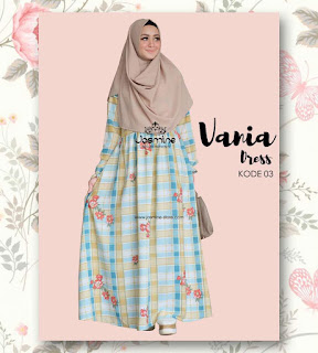Gamis Jasmine Vania Dress 03