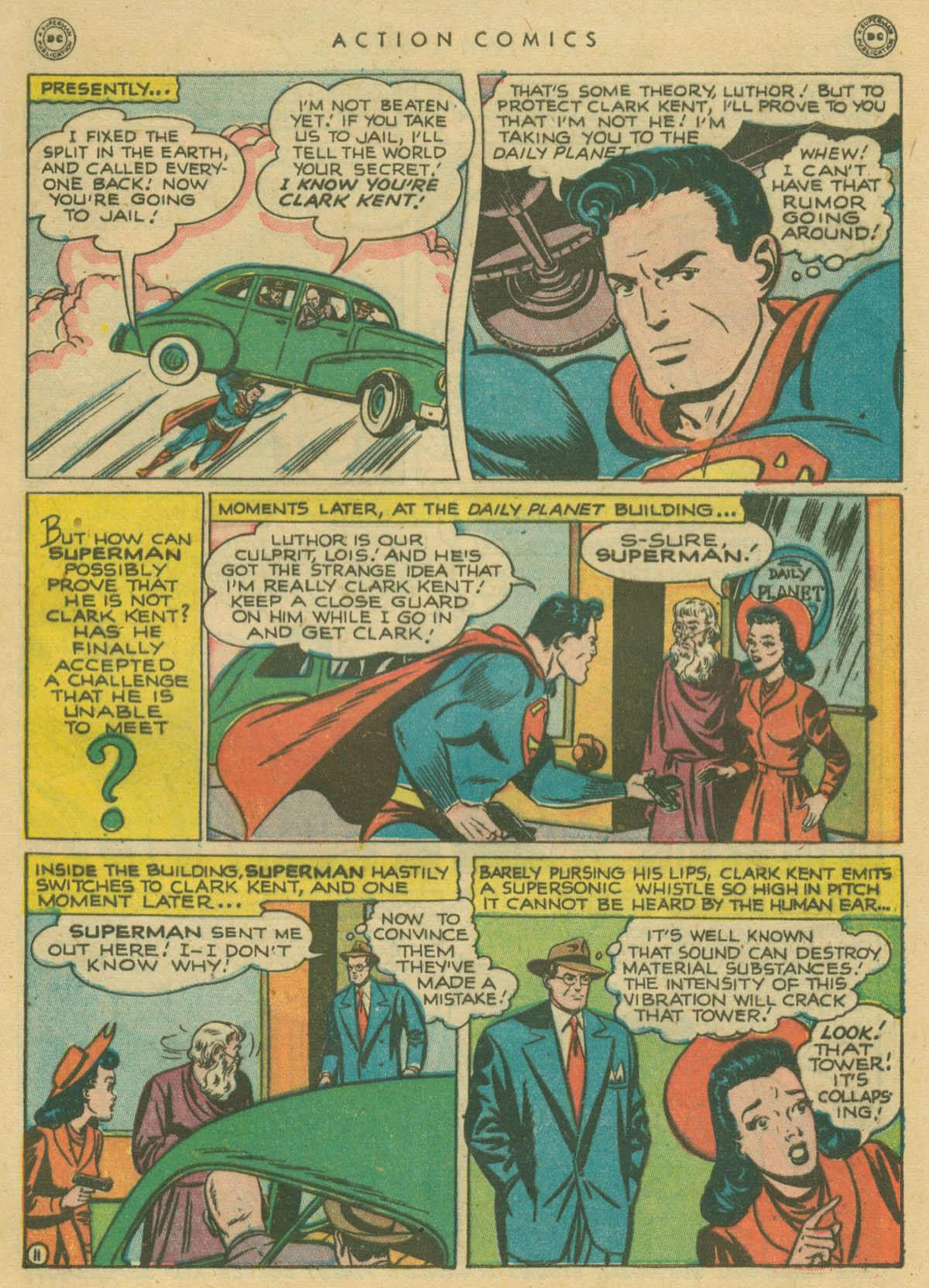 Action Comics (1938) 125 Page 11