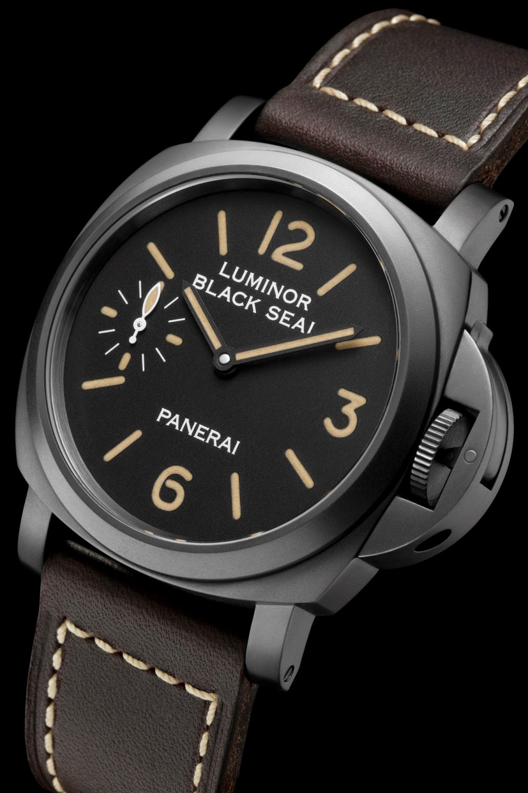 Panerai Special Edition Set - Luminor Black Seal and Luminor Daylight (PAM00785)