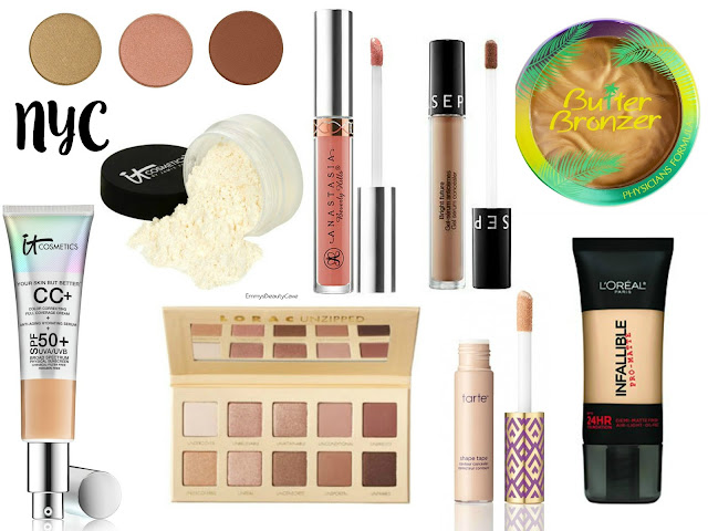 New York Beauty Wishlist