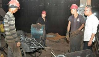 Menaker Kembali Temukan 18 Orang Pekerja China yang Langgar izin Kerja - Commando