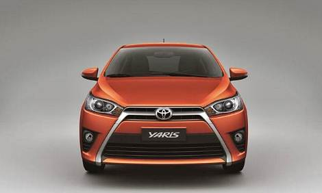 2016 Toyota Yaris Automatic Review