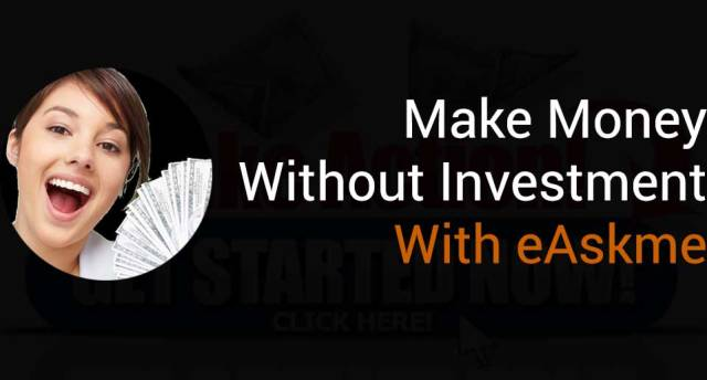 Make Money Without Investment with eAskme