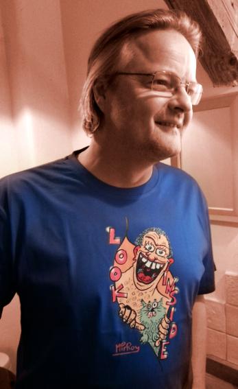 Sehr lustige Comic T-Shirts, besonders, einzigartig, Kleinstserien