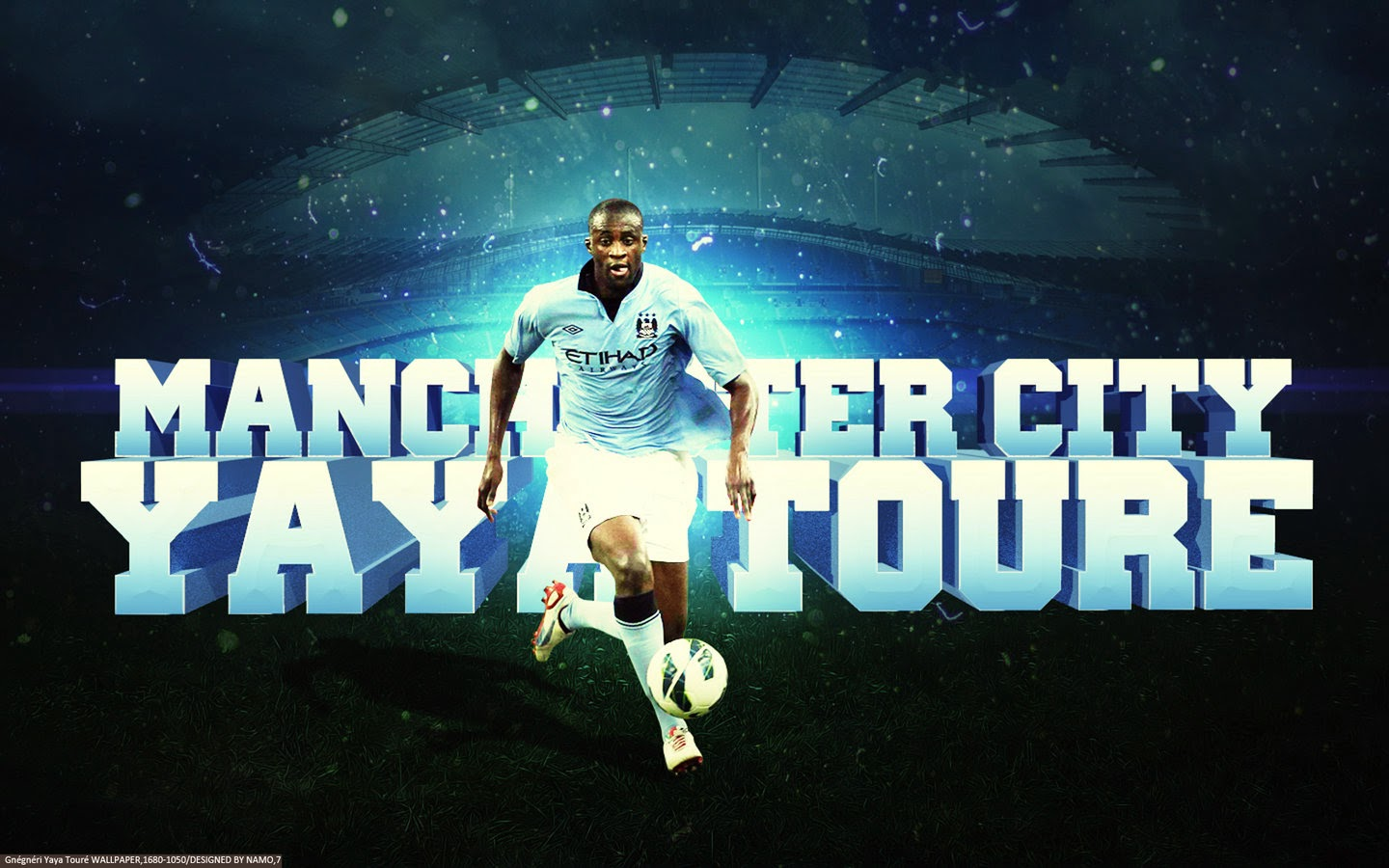 Yaya Toure Wallpaper