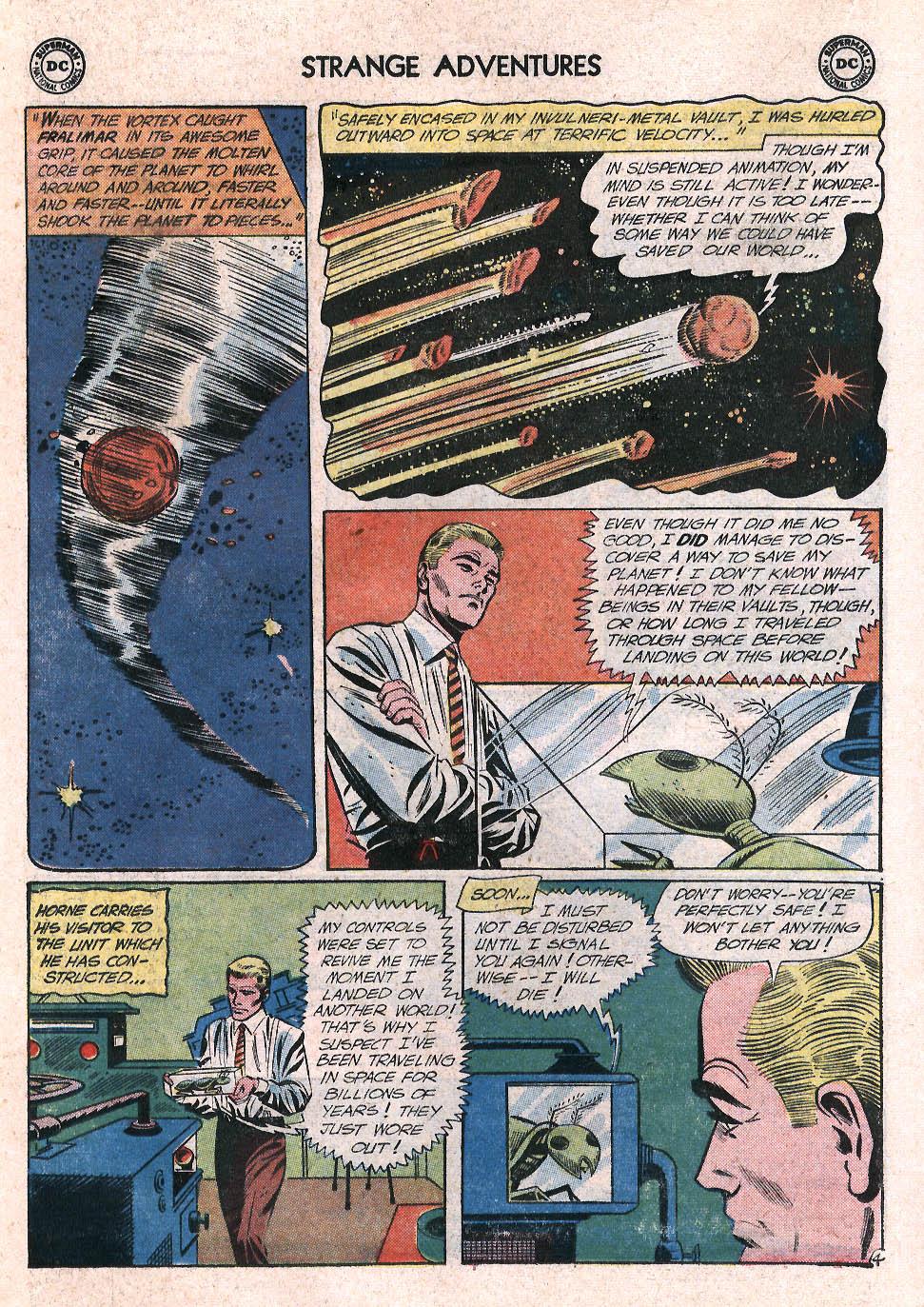Strange Adventures (1950) issue 137 - Page 18