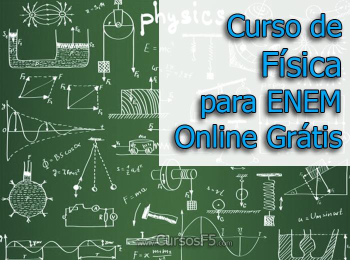 Curso de Física para ENEM Online Grátis