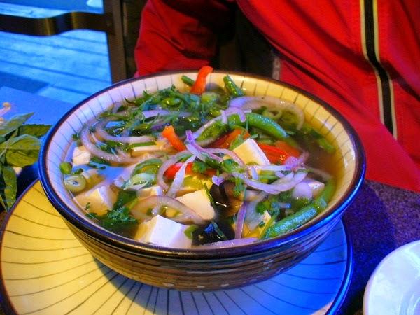 Vietnamese Vetetarian Pho Recipe (Pho Chay) - Vietnam Famous
