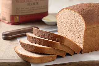 100% Whole Wheat Bread (100% Tam Bugday Unlu Ekmek)