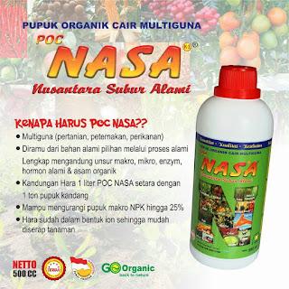 AGEN NASA KECAMATAN SUKARAMI 08121898048 - JUAL PUPUK NASA