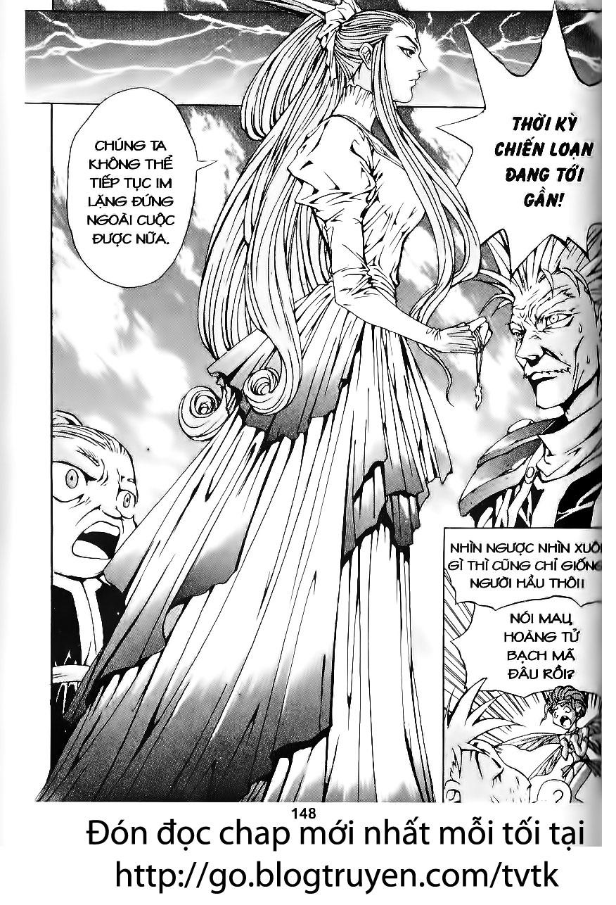 Shoma -Thiên Vương Thần Kiếm chương 084 trang 15