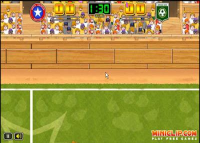 功夫足球明星賽(soccer stars),超讚的足球比賽運動競技!