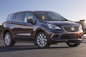 2016 Buick Envision release date, pricing - 2017 Top Car Zone
