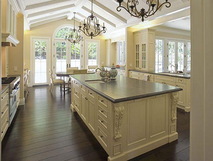 Modern Country Kitchen Ideas Uk Kitchencabinetsdesignideas