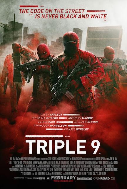 Triple 9 (2016) ταινιες online seires xrysoi greek subs