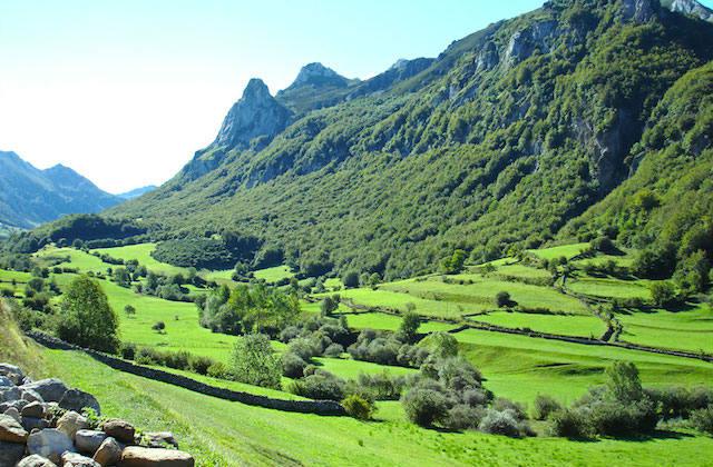 El Parque Natural de Somiedo (Asturias)