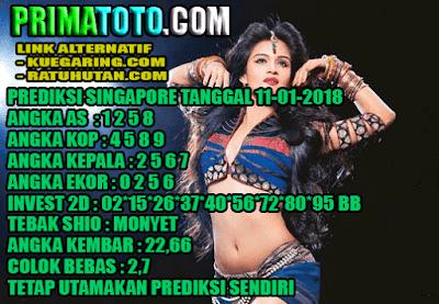 BANDAR TERBAIK - SINGAPORE 11-01-2018