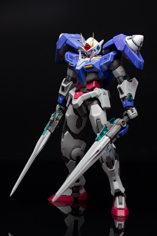 Tumacher Gunpla Inochi Mg Gundam 00 Raiser Review By Miyuyatuki Already Released