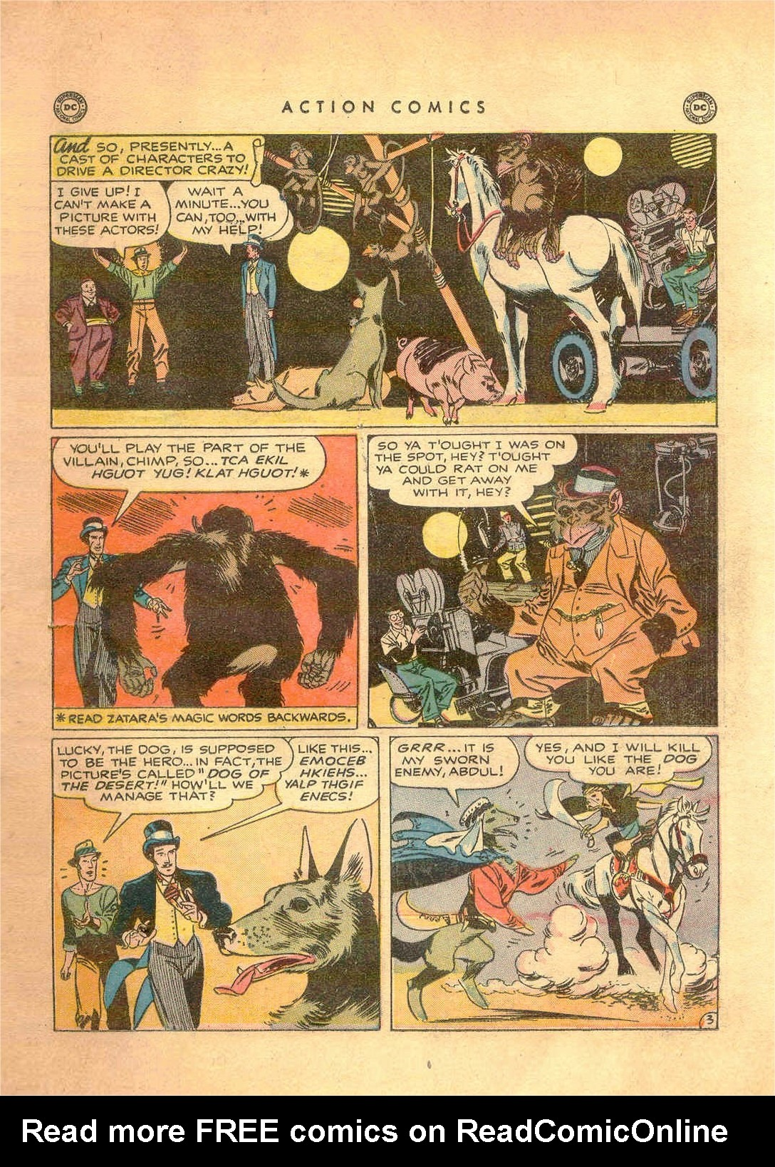 Read online Action Comics (1938) comic -  Issue #138 - 26