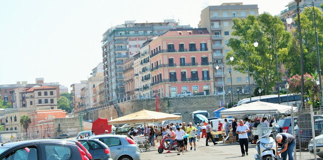 mercato ittico, Taranto, commercio ittico