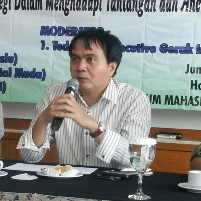 Jokowi Pilih Ma'ruf Diduga Asal Menang Pilpres, Setelah itu Digusur seperti Gus Dur