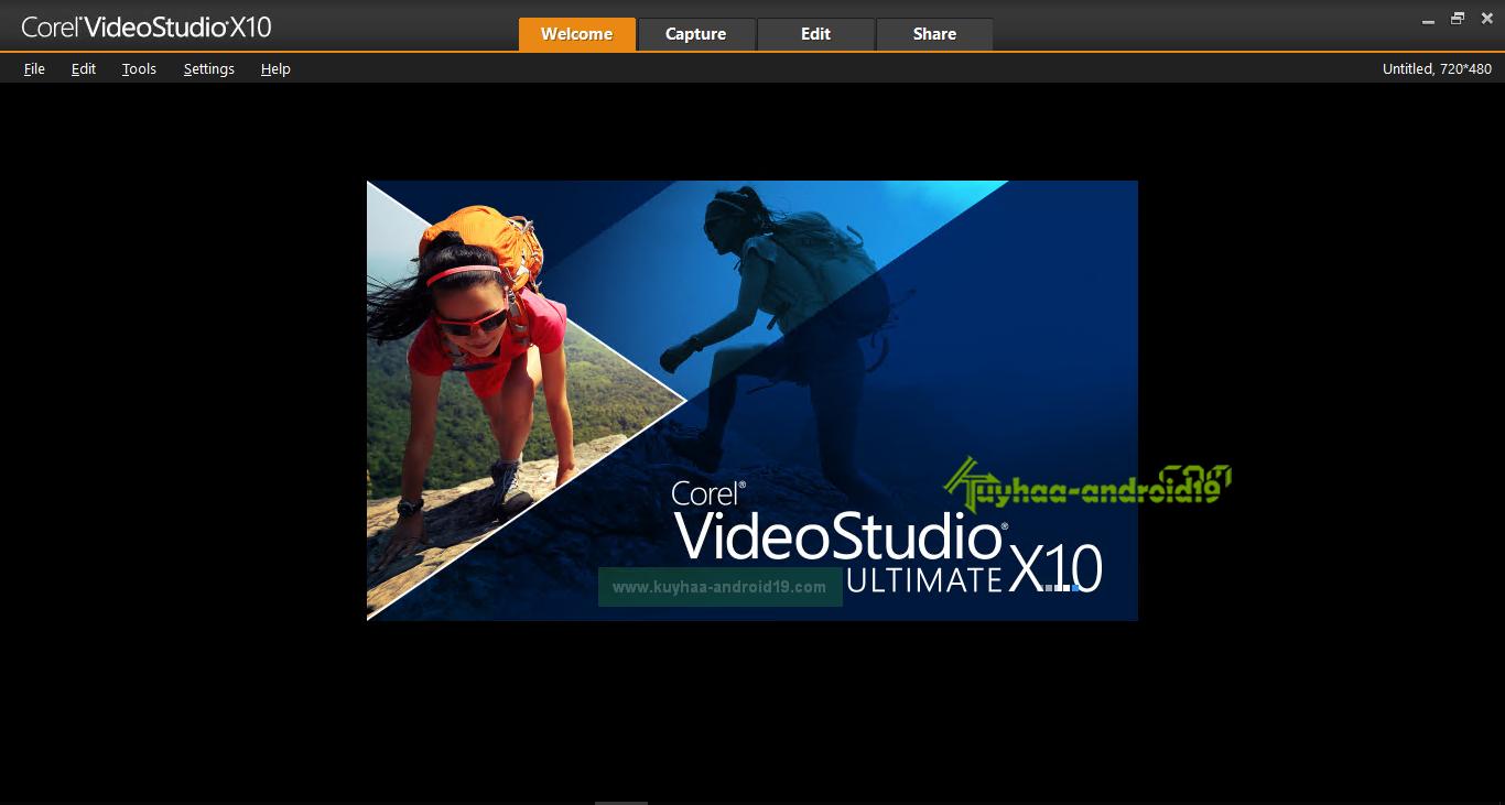 Corel VideoStudio Ultimate kuyhaa
