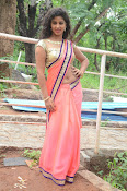 Actress Pavani sizzling photo shoot-thumbnail-5