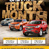 Gear up and avail of Chevrolet Truck Month's All-in Low Downpayment promos