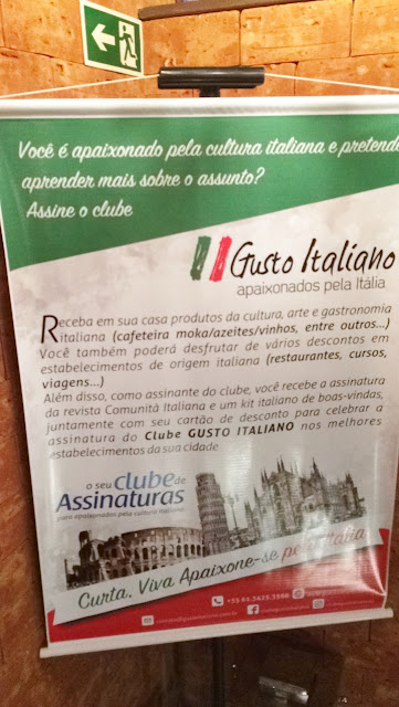 Gusto Italiano Clube de Assinaturas - apaixonados pela Itália