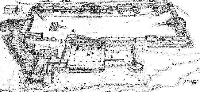 A Texian's Chronicle: Alamo Day