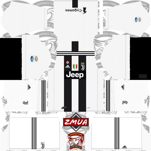 Top 10 Punto Medio Noticias | Dream League Soccer 2019 Juventus Kit