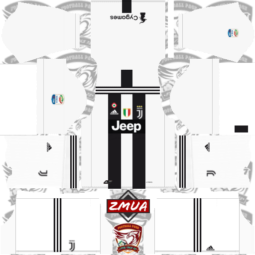 best cheap ed9ba c37eb Juventus kit 2019/20 in Dream League Soccer Kits