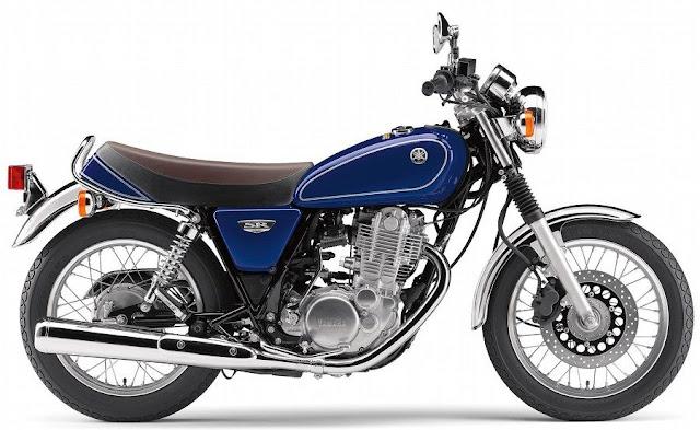 2018 Yamaha SR400 India