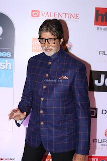 Red Carpet of Most Stylish Awards 2017 ~ Amitabh Bachchan (4).JPG