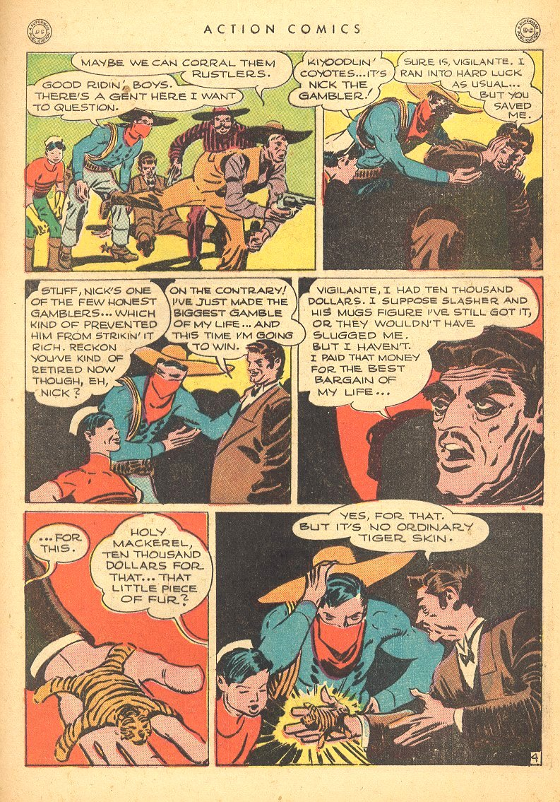 Read online Action Comics (1938) comic -  Issue #99 - 43
