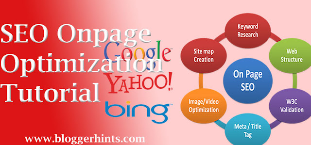 SEO Onpage Optimization