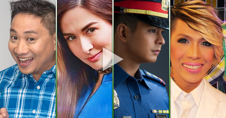 Who dominated the Philippine TV Ratings?