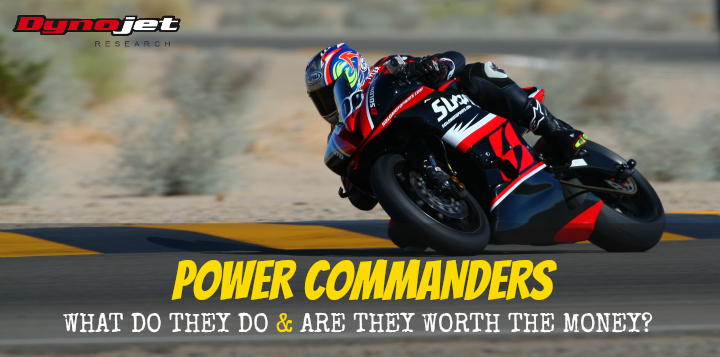 What is a Power Commander - SoloMotoParts com