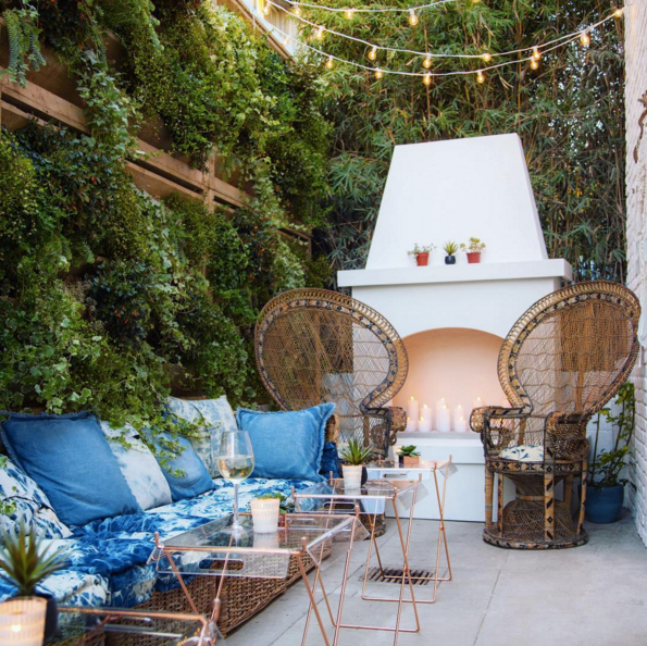 10 Dreamy Outdoor Spaces To Recreate At Home by Design Fixation